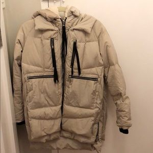 OROLAY POCKET JACKET- infamous amazon coat